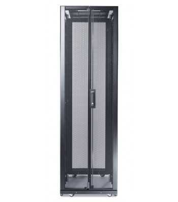 APC NetShelter SX 42U 600mm Wide x 1070mm Deep Enclosure Without Doors Black (AR3100X610)