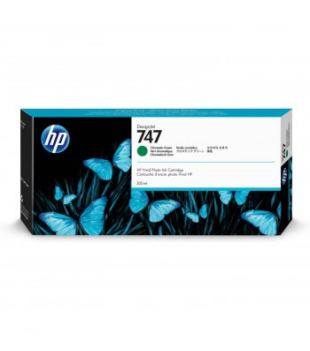 HP 747 300-ml Chromatic Green (P2V84A)