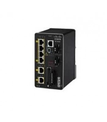 Cisco IE-2000-4TS-G-B netwerk-switch Managed Fast Ethernet (10/100) Zwart (IE-2000-4TS-G-B)