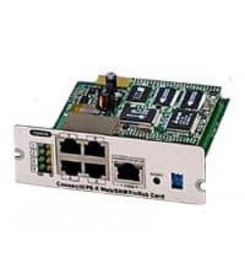 Eaton ConnectUPS-X Web/SNMP/xHub card (116750221-001)
