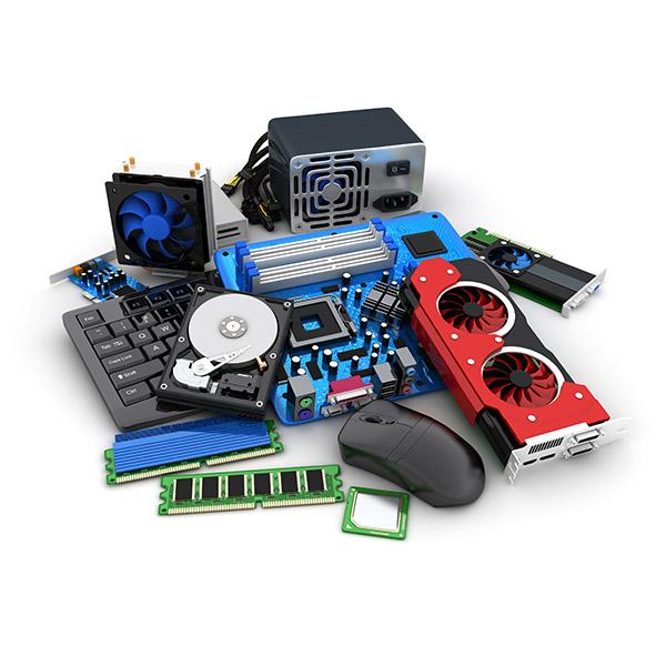 StarTech.com Draagbare server rack met handvaten rolbare serverkast 9U(RK960CP)