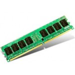 Transcend Memory/1GB DDR2 PC4200 CL4 64Mx8 (TS128MLQ64V5J)