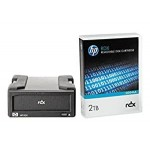 Hewlett Packard Enterprise RDX+ 2TB tape drive 2000 GB (E7X53B)