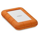 LaCie Rugged Secure externe harde schijf 2000 GB Oranje, Wit(STFR2000403)
