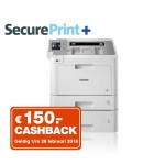 Brother A4 colour laser 31ppm secure print(HLL9310CDWTSPH2)