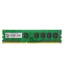 Transcend 1GB, DDR3, PC3-10664, 240Pin DIMM, CL9, 128Mx8 geheugenmodule 1 x 8 GB 1333 MHz