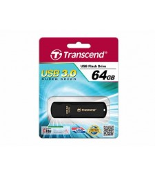 Transcend JetFlash elite 700 64GB USB 3.0 USB flash drive USB Type-A 3.2 Gen 1 (3.1 Gen 1) Zwart