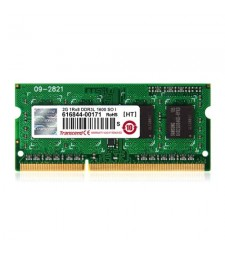 Transcend 2GB DDR3-1600 geheugenmodule 1 x 8 GB 1600 MHz