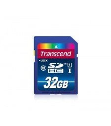 Transcend 32GB SDHC Class 10 UHS-I flashgeheugen Klasse 10 NAND