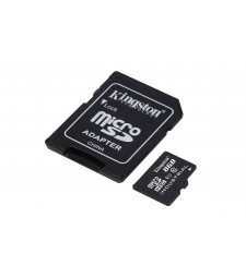 Kingston Technology Industrial Temperature microSD UHS-I 8GB 8GB MicroSD UHS-I Class 10 flashgeheugen
