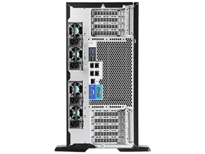 HP Proliant ML350 Gen9 tower (achter)