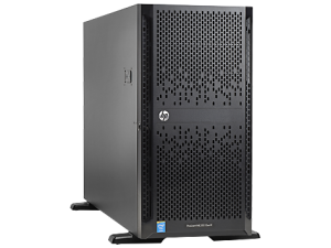 HP Proliant ML350 Gen9 tower (front)