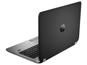 HP ProBook 450 G2 side/back (open)