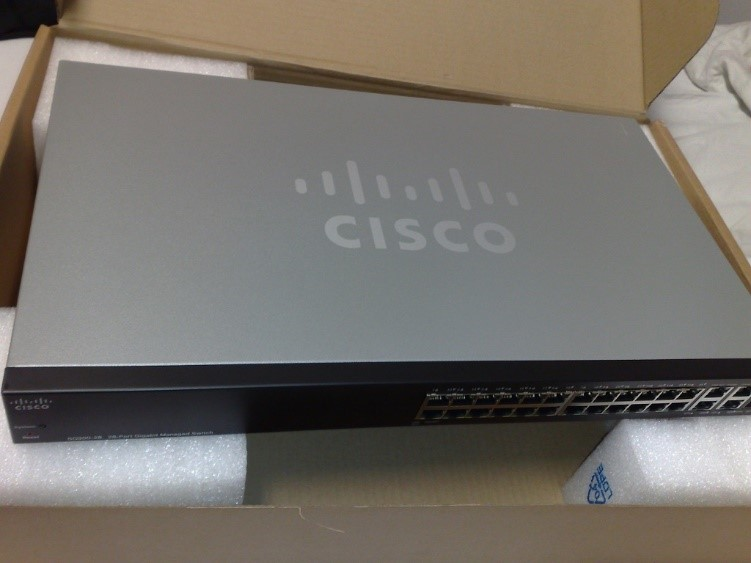 Cisco Small Business 500 Series Stackable Managed Switch
