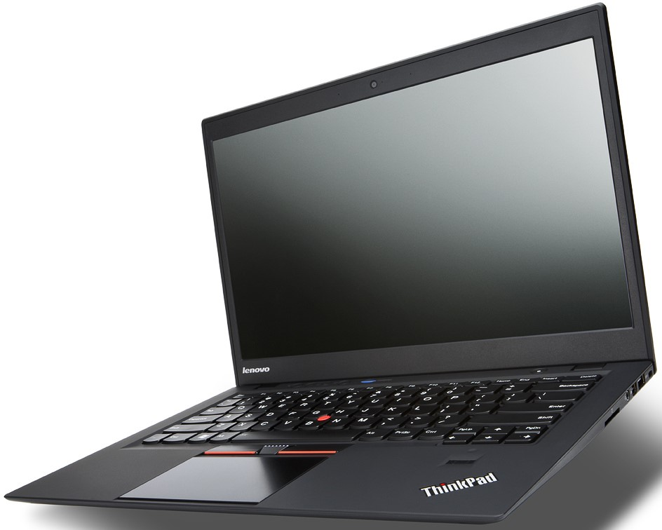 Lenovo Thinkpad Edge E540 (front)