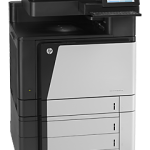 HP Color LaserJet Enterprise flow M880 review
