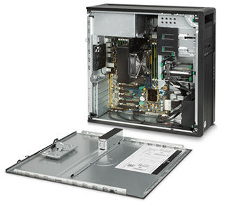 HP Z440 Workstation (open)