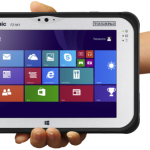 Panasonic Toughpad FZ-M1: robuuste tablet voor professionals