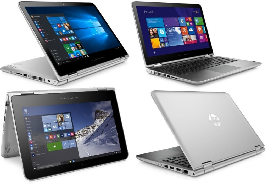 Laptop kopen, HP laptops